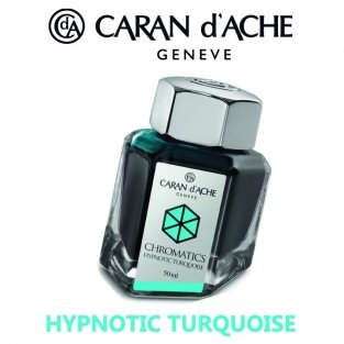 ATRAMENT CARANDACHE CHROMATICS TURKUSOWY