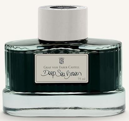 ATRAMENT GRAF VON FABER-CASTELL DEEP SEA GREEN