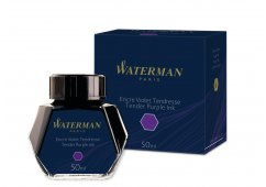 ATRAMENT WATERMAN FIOLETOWY