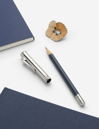 OŁÓWEK GRAF VON FABER-CASTELL PERFECT PENCIL MIDNIGHT BLUE