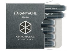 NABOJE CARAN D'ACHE CHROMATICS COSMIC BLACK