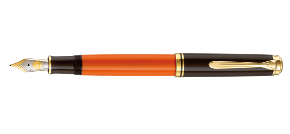 PIÓRO PELIKAN SOUVERÄN M800 BURNT ORANGE